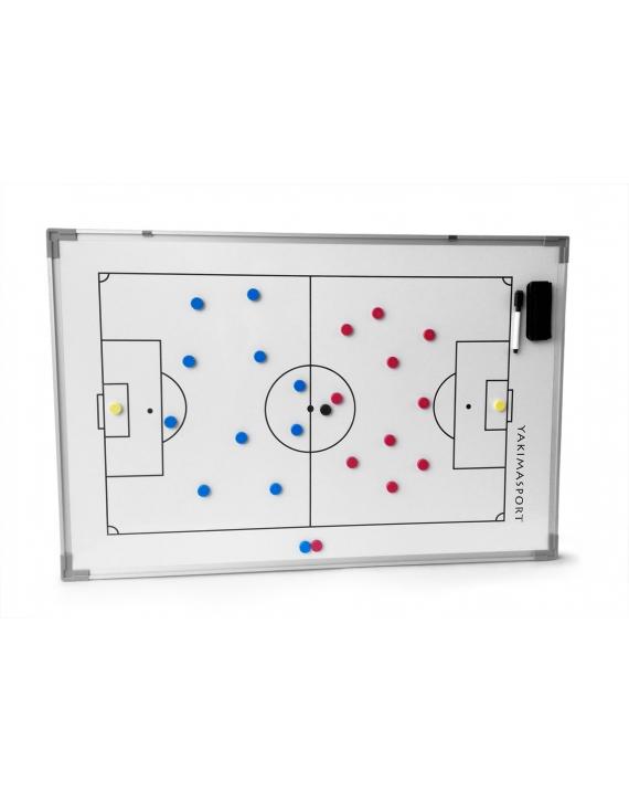 Tablica taktyczna 60x90 cm- piłka nożna