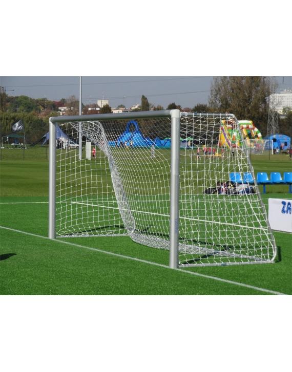 Bramka do piłki nożnej 5m x 2m aluminiowa przenośna